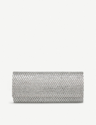 ALDO Montelibretti jewelled clutch bag