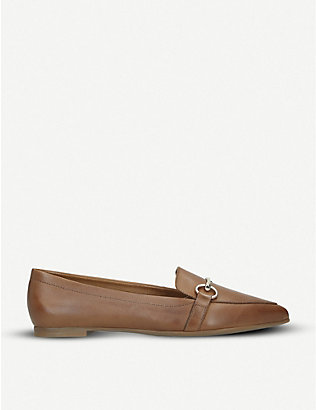ALDO: Qadovia leather loafers