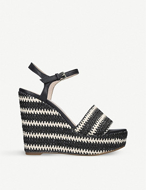 ALDO Brorka woven wedge sandals