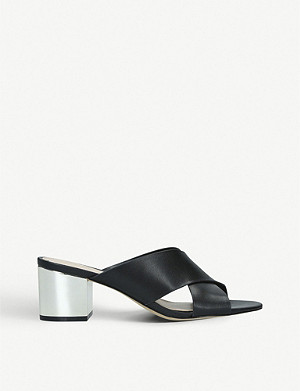 ALDO Larusa leather mules
