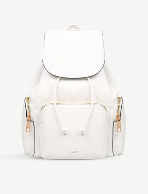 ALDO Corsage faux-leather rucksack