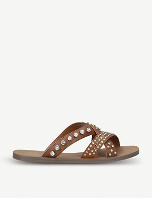KG KURT GEIGER Rita studded sandals