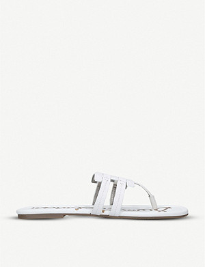 SAM EDELMAN Cara leather sandals
