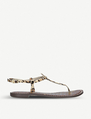 SAM EDELMAN Gigi leather sandals