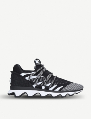 SOREL Kinetic Lace woven low-top trainers