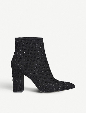 CARVELA Shine embellished ankle boots