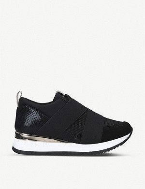 CARVELA Just panelled trainers