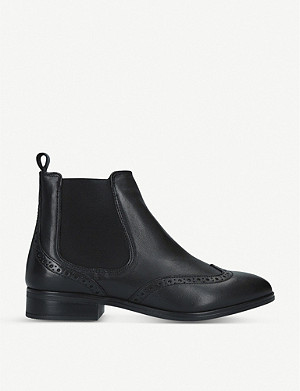 ALDO Alaeria leather Chelsea boots