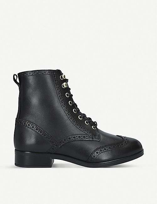 ALDO Glorfidien leather ankle boots