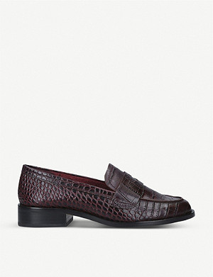 ALDO Lovayven leather loafers