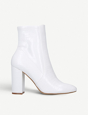 ALDO Aurella 95 faux-leather ankle boots