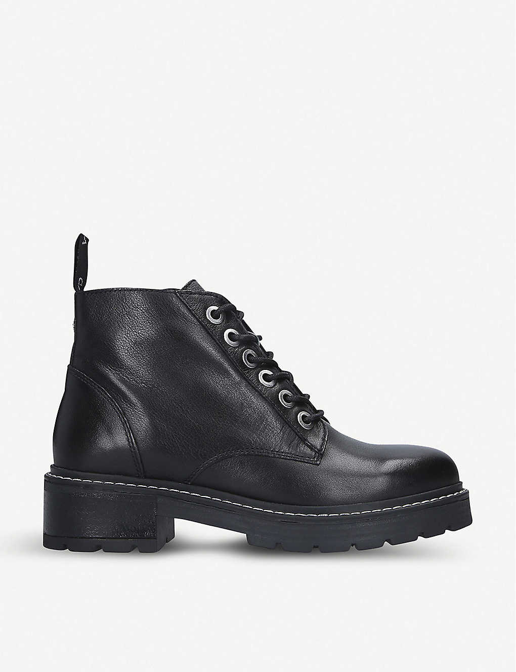 CARVELA: Trinket leather boots