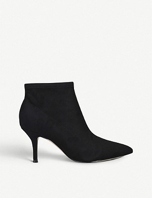 NINE WEST Pearce suede ankle boots