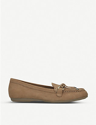 ALDO: Adrerinia leather loafers