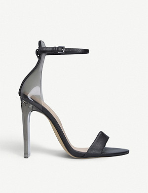 ALDO Aserania leather heeled sandals