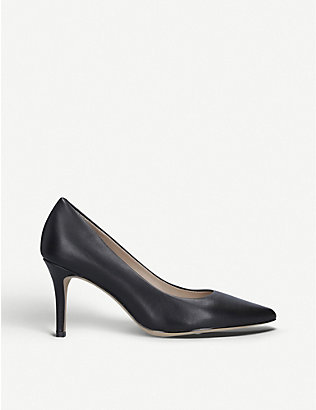 ALDO: Coronitiflex leather pumps