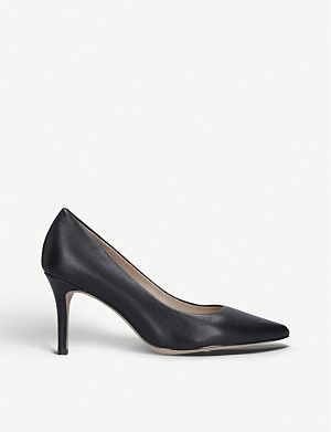 ALDO Coronitiflex leather pumps
