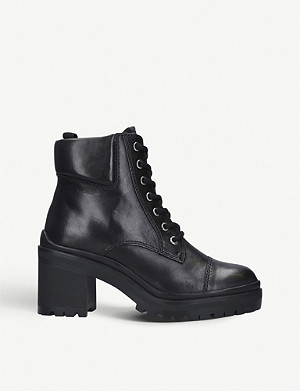 ALDO Brania leather ankle boots