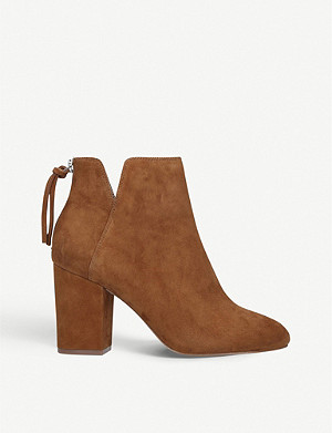 ALDO Dominicaa suede ankle boots