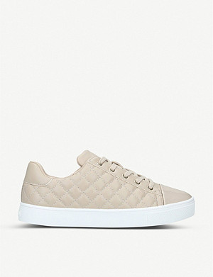 ALDO Groeria quilted trainers