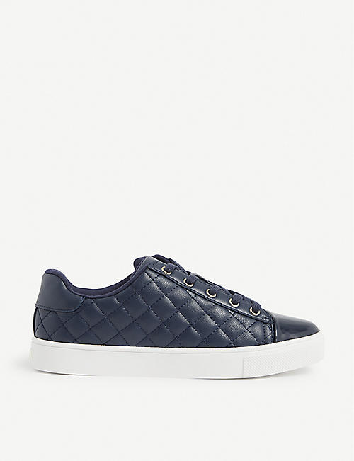 ALDO: Groeria quilted trainers