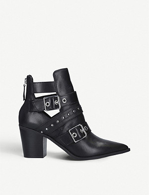 ALDO Gweliclya leather ankle boots