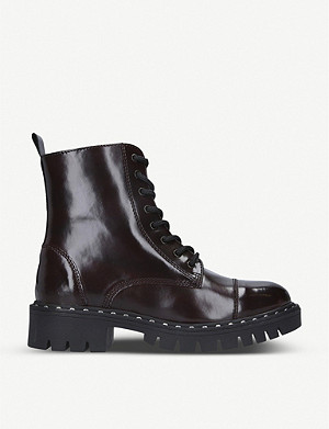 ALDO Gwemma leather ankle boots