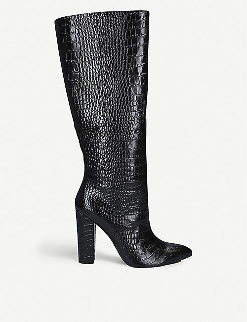 ALDO Ibilia leather mid-calf boots