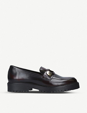 ALDO Rundra leather loafers