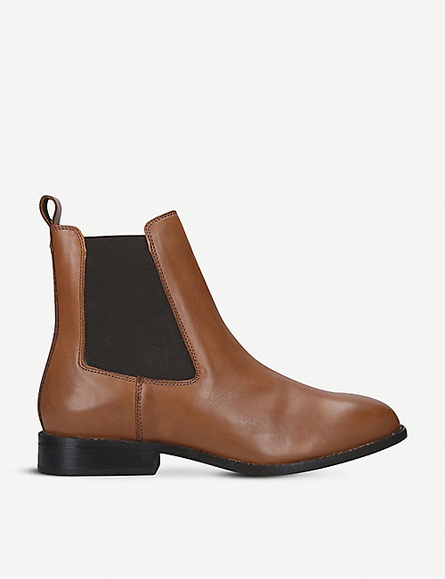 CARVELA COMFORT Rest leather Chelsea boots