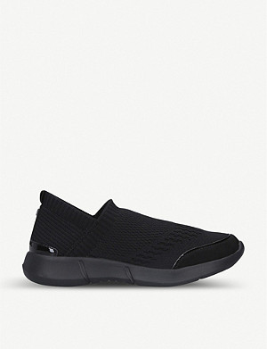 CARVELA COMFORT Carlos knitted trainers