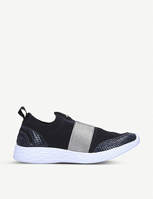CARVELA COMFORT Chessie knitted trainers