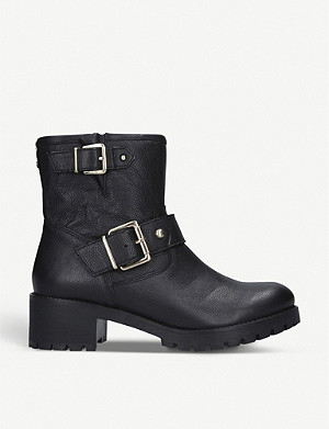 CARVELA Shotgun leather ankle boots