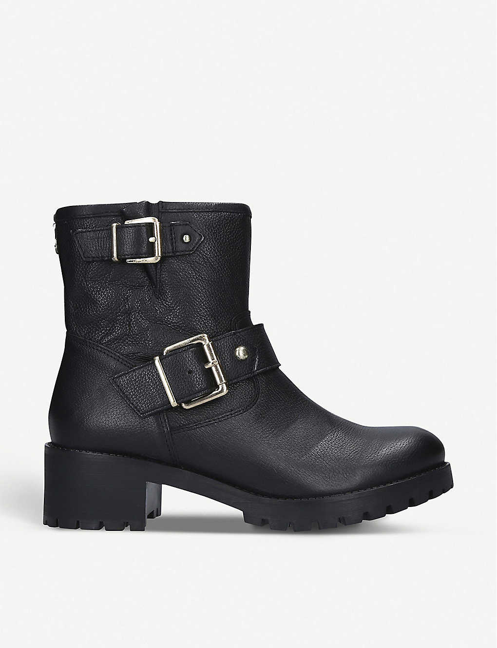 CARVELA: Shotgun leather ankle boots