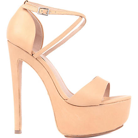 Nude Pageant Shoes 100