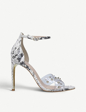 KG KURT GEIGER Fierce leather sandals