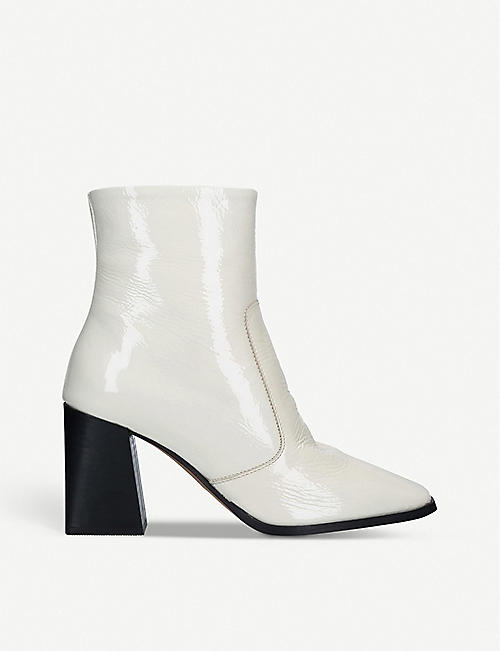 CARVELA: Softly leather heeled ankle boots