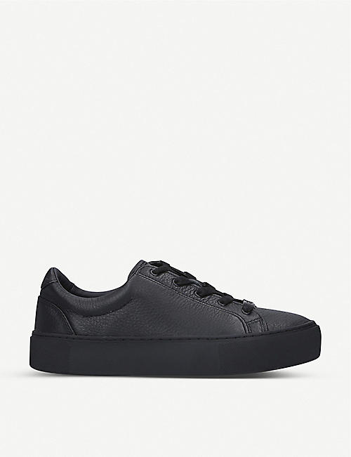 UGG: Zilo low-top suede trainers