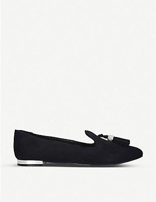 ALDO: Cindy tassel loafers