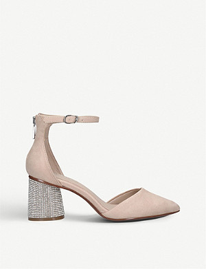 ALDO Tery woven heeled courts