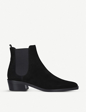 MICHAEL MICHAEL KORS Lottie leather ankle boots