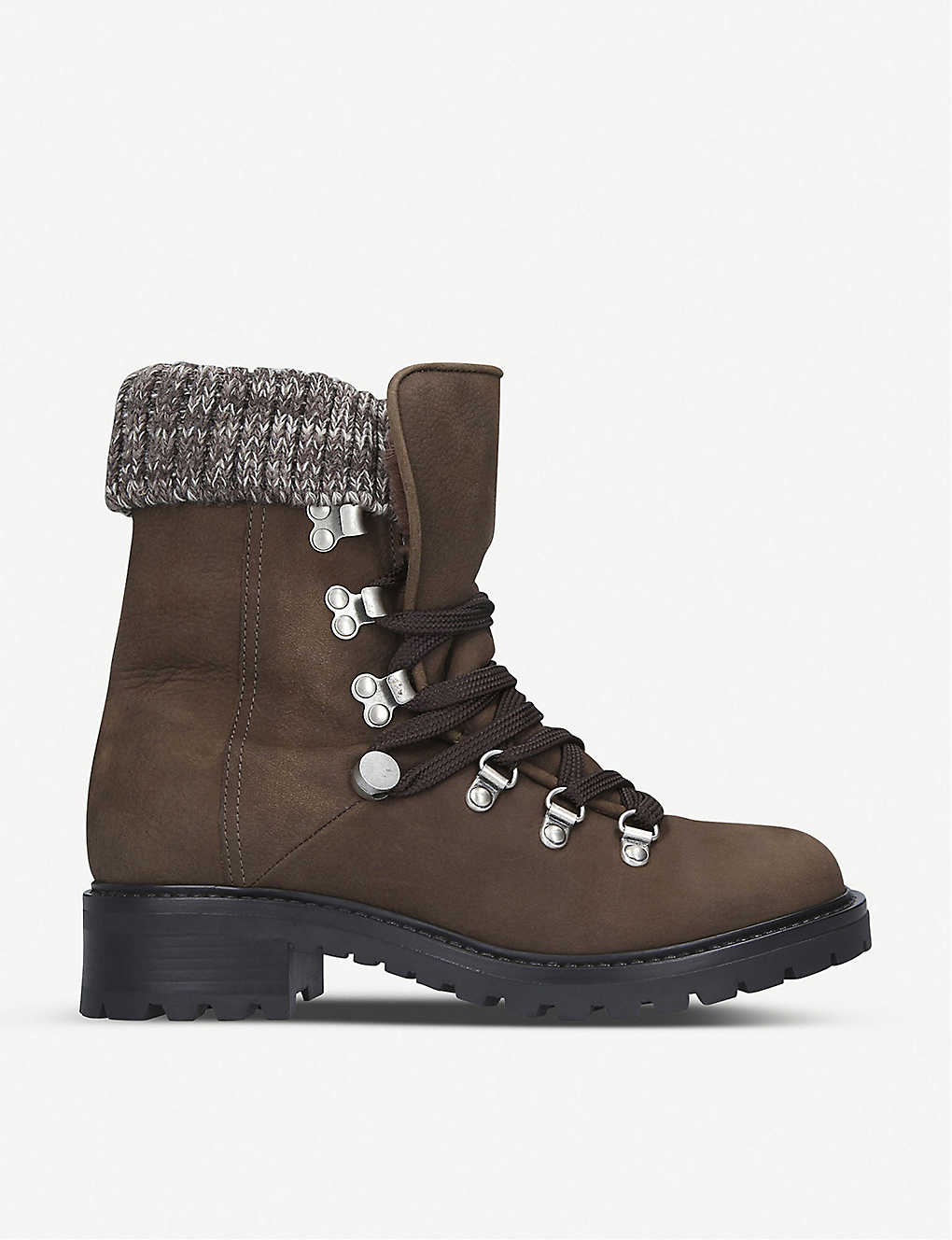 ALDO: Menuda nubuck leather hiking boots