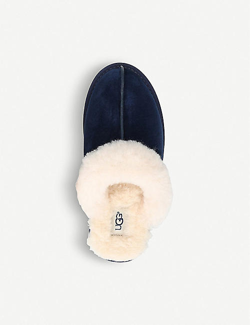 2bf0e785de0 UGG Scuffette ii shearling-lined suede slippers