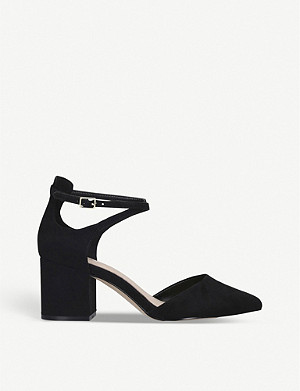 ALDO Brookshear faux-suede sandals