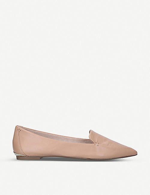 CARVELA: Land leather flats