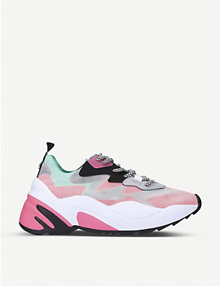 STEVE MADDEN: Charged trainers