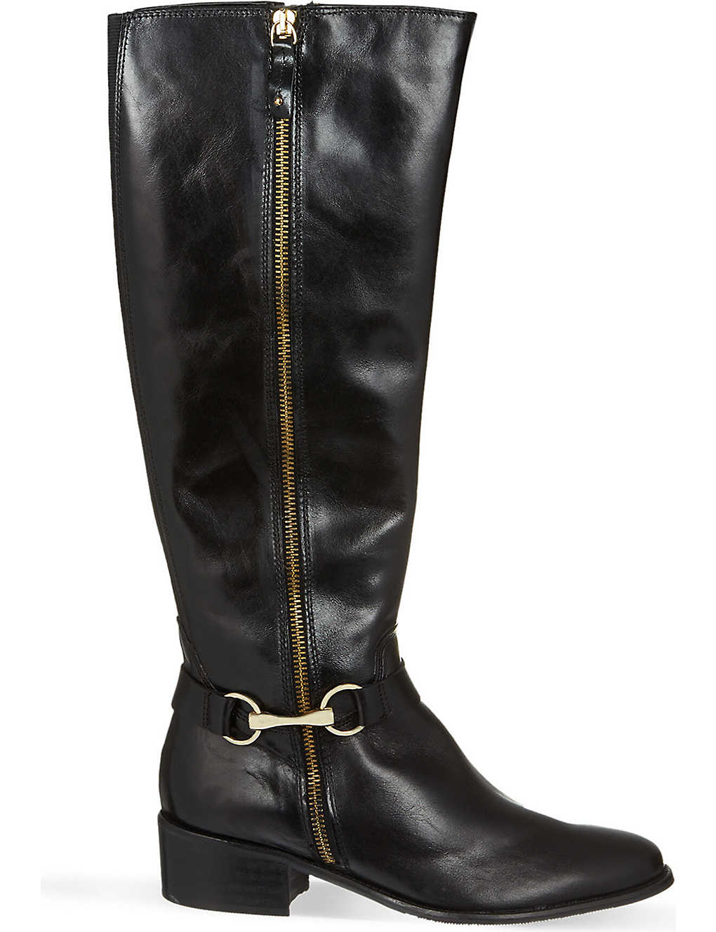 0a29c9198f9 Waffle knee-high boots