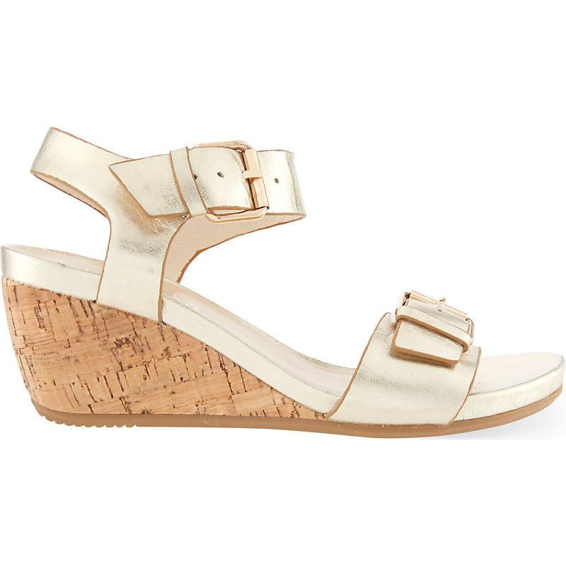 75b9c50117 Carvela Comfort Splinter Wedge Sandals, Women's, Size: EUR 40 / 7 UK WOMEN