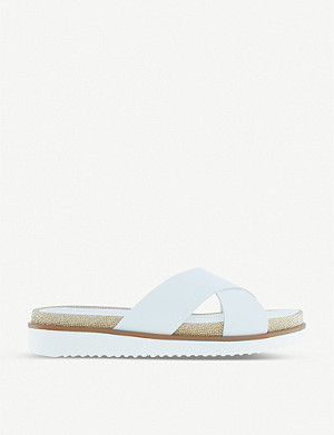 CARVELA Kream leather sandals