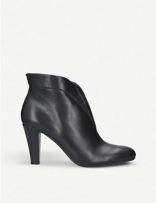 CARVELA COMFORT: Rida leather ankle boots